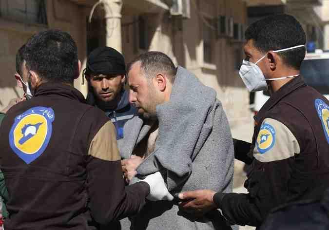Onu, Dossier attacchi chimici 4 aprile: lanciati dal governo Siriano