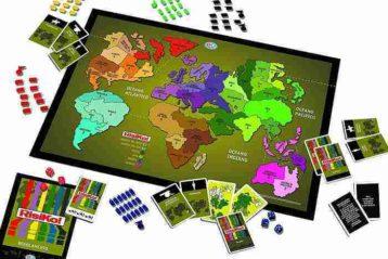 Giochi da tavolo: tipologie e obiettivi